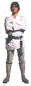 Mark in his Luke costume from ANH